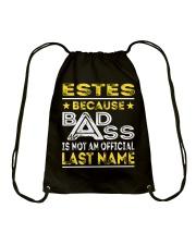 ESTES Drawstring Bag thumbnail