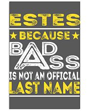 ESTES 11x17 Poster thumbnail