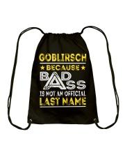 GOBLIRSCH Drawstring Bag thumbnail