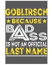 GOBLIRSCH 11x17 Poster thumbnail