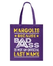 MARGOLIS Tote Bag thumbnail