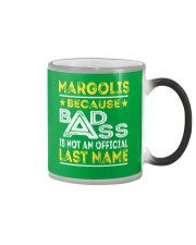 MARGOLIS Color Changing Mug thumbnail