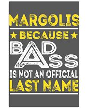 MARGOLIS 11x17 Poster thumbnail