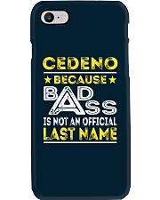 CEDENO Phone Case thumbnail