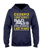 CEDENO Hooded Sweatshirt thumbnail