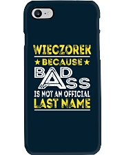 WIECZOREK Phone Case thumbnail