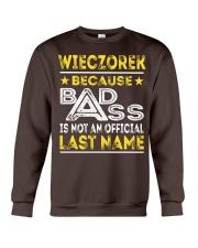 WIECZOREK Crewneck Sweatshirt thumbnail