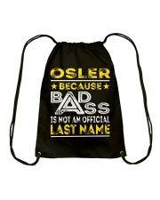 OSLER Drawstring Bag thumbnail