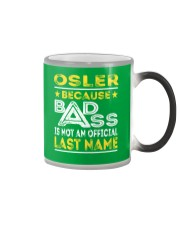 OSLER Color Changing Mug thumbnail