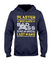 PLASTER Hooded Sweatshirt thumbnail