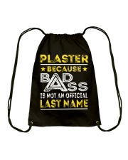 PLASTER Drawstring Bag thumbnail