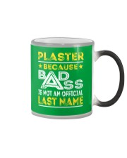 PLASTER Color Changing Mug thumbnail