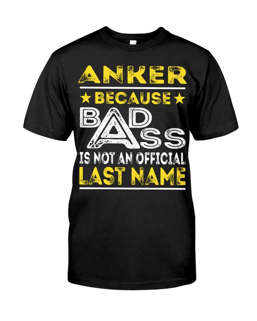 ANKER Classic T-Shirt