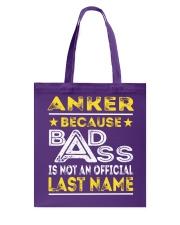 ANKER Tote Bag thumbnail