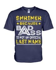 SHRINER V-Neck T-Shirt thumbnail