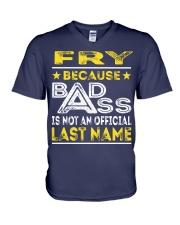 FRY V-Neck T-Shirt thumbnail
