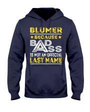 BLUMER Hooded Sweatshirt thumbnail