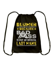 BLUMER Drawstring Bag thumbnail
