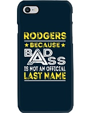 RODGERS Phone Case thumbnail