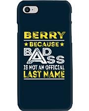 BERRY Phone Case thumbnail