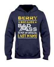 BERRY Hooded Sweatshirt thumbnail