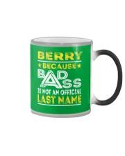 BERRY Color Changing Mug thumbnail