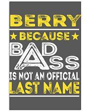 BERRY 11x17 Poster thumbnail