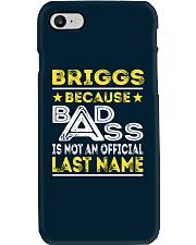 BRIGGS Phone Case thumbnail