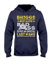 BRIGGS Hooded Sweatshirt thumbnail