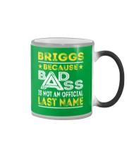 BRIGGS Color Changing Mug thumbnail