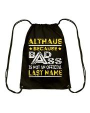 ALTHAUS Drawstring Bag thumbnail