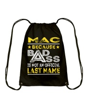 MAC Drawstring Bag thumbnail