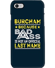BURCHAM Phone Case tile