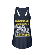 BURCHAM Ladies Flowy Tank tile