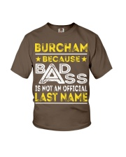 BURCHAM Youth T-Shirt thumbnail