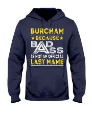 BURCHAM Hooded Sweatshirt thumbnail