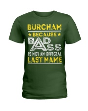 BURCHAM Ladies T-Shirt thumbnail