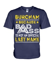 BURCHAM V-Neck T-Shirt tile
