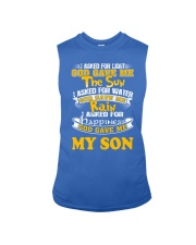 GOD GAVE ME MY SON Sleeveless Tee front
