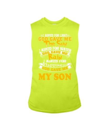 GOD GAVE ME MY SON