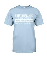 HOTTEST HUSBAND Classic T-Shirt front