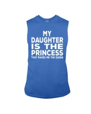 MAKES ME THE QUEEN Sleeveless Tee front