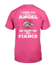 GOD SENT ME MY FIANCE Classic T-Shirt tile
