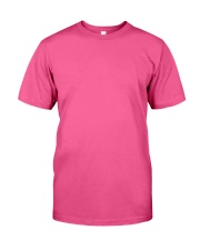 GOD SENT ME MY FIANCE Classic T-Shirt front
