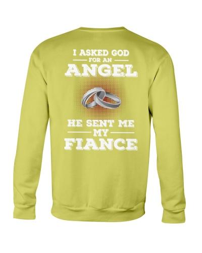 GOD SENT ME MY FIANCE
