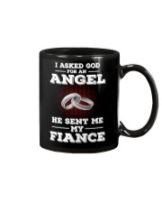 GOD SENT ME MY FIANCE Mug thumbnail