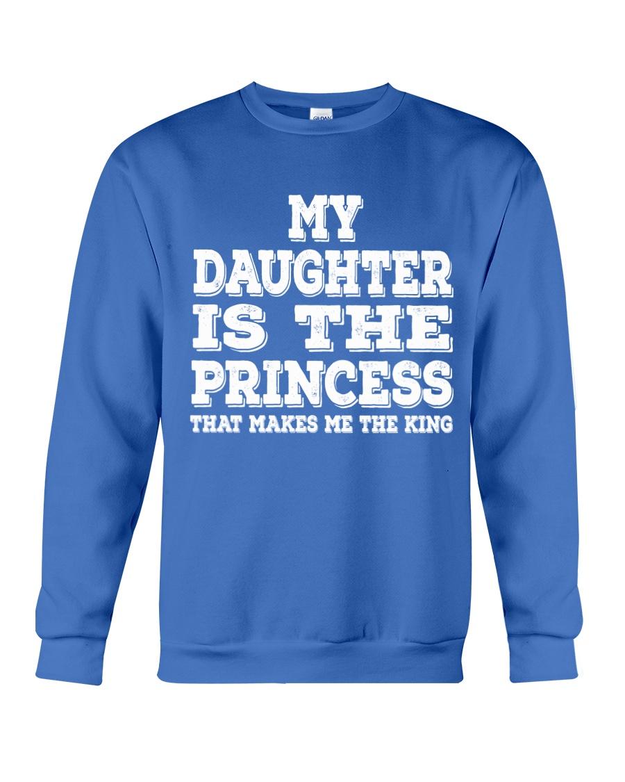 MAKES ME THE KING Crewneck Sweatshirt