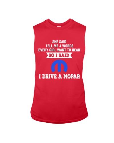 I DRIVE A MOPAR