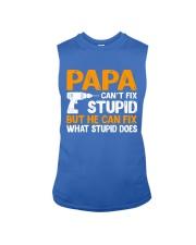 PAPA CAN FIX Sleeveless Tee front