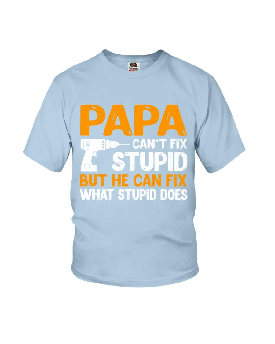 PAPA CAN FIX Youth T-Shirt